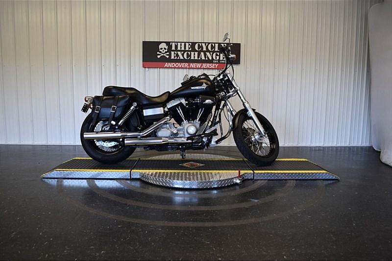 Photo of a 2009 Harley-Davidson® FXDB Dyna® Street Bob®