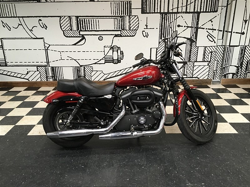 Photo of a 2012 Harley-Davidson® XL883N Sportster® Iron 883™