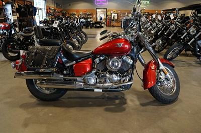 Used 2007 Yamaha V-Star 1100 Classic