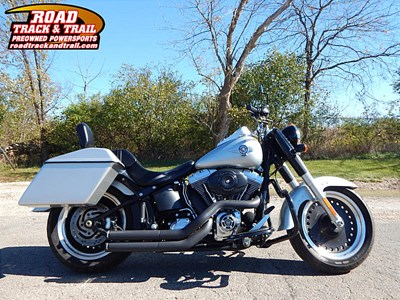 Used 2011 Harley-Davidson® Softail® Fat Boy® Lo