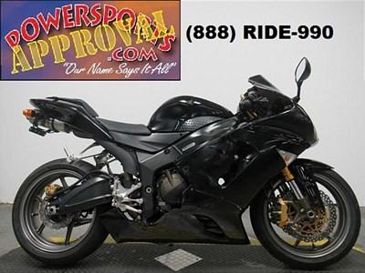 Used 2006 Kawasaki Ninja ZX-6R
