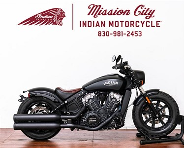 Used 2019 Indian® Scout® Bobber
