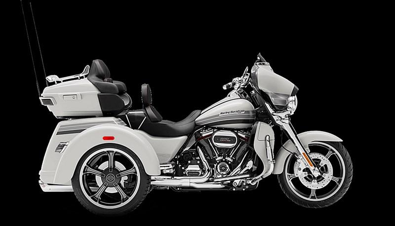 Photo of a 2020 Harley-Davidson® FLHTCUTGSE CVO Tri Glide® Ultra
