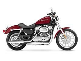 Used 2007 Harley-Davidson® Sportster® 883 Police