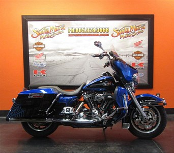 Used 2008 Harley-Davidson® Ultra Classic® Electra Glide® Firefighter/Peace Officer