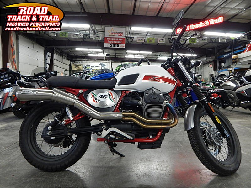 Photo of a 2016 Moto Guzzi   V7 II Stone