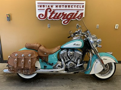 Used 2019 Indian® Motorcycle Chief Vintage Icon
