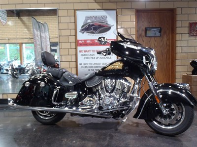 Used 2018 Indian® Motorcycle Chieftain® Classic