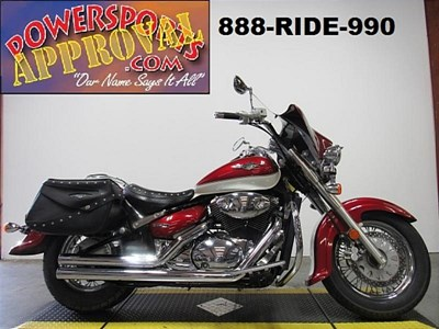 Used 2008 Suzuki Boulevard 800 Touring (Volusia)