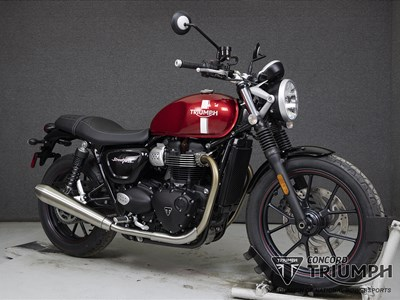 Used 2018 Triumph STREET TWIN