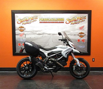 Used 2013 Ducati Hyperstrada