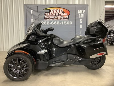 Used 2014 Can-Am Spyder RT-S SE6