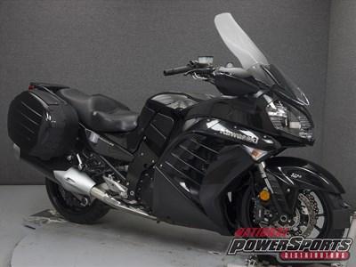 Used 2014 Kawasaki Ninja ZX-14R ABS