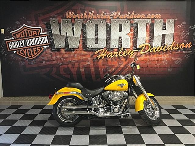 Photo of a 2011 Harley-Davidson® FLSTF Softail® Fat Boy®