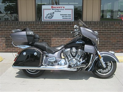 Used 2016 Indian® Motorcycle Roadmaster™