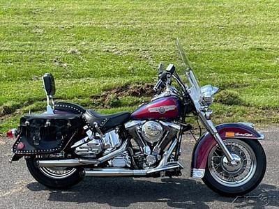Used 1989 Harley-Davidson® Heritage Softail® Classic