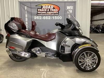 Used 2014 Can-Am Spyder RT Limited SE6