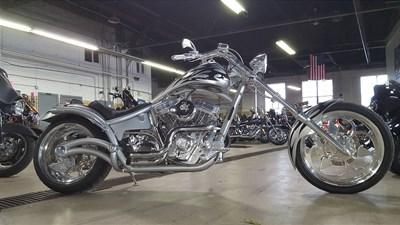 Used 2004 Bourget Bike Works Black Jack Ace