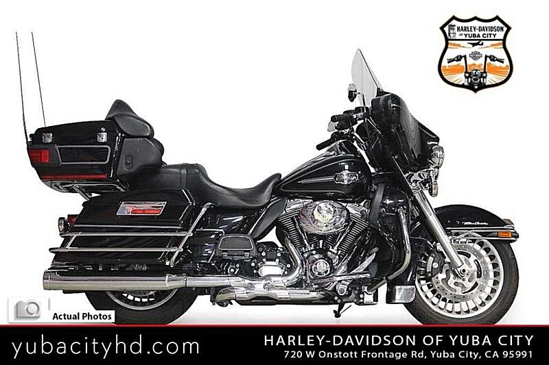 Photo of a 2012 Harley-Davidson® FLHTCU Ultra Classic® Electra Glide®