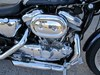 Photo of a 2003 Harley-Davidson® XL883H-ANV Sportster® 883 Hugger® Anniversary