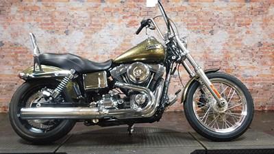 Used 2013 Harley-Davidson® Dyna® Street Bob® Custom