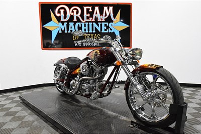 Used 2006 Ness Motorcycles Lowliner