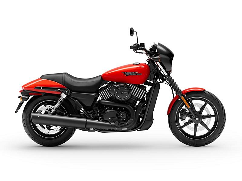 Photo of a 2020 Harley-Davidson® XG750 Street® 750