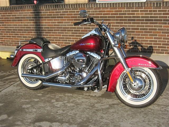 Photo of a 2007 Harley-Davidson® FLSTN Softail® Deluxe