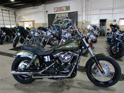 Harley-Davidson® Dyna Street Bob™ for Sale near Waterloo, IA (45