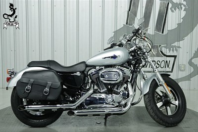 Used 2012 Harley-Davidson® Sportster® 1200 Custom - H-D1 Factory Custom