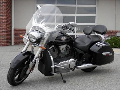 Used 2010 Victory Cross Roads®