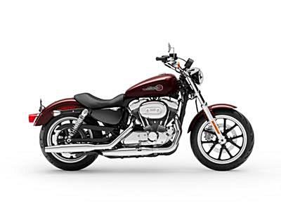 New 2019 Harley-Davidson® Sportster® SuperLow®