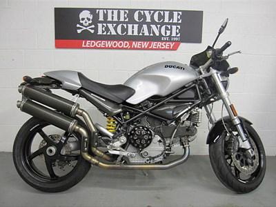 Used 2006 Ducati Monster S2R 1000