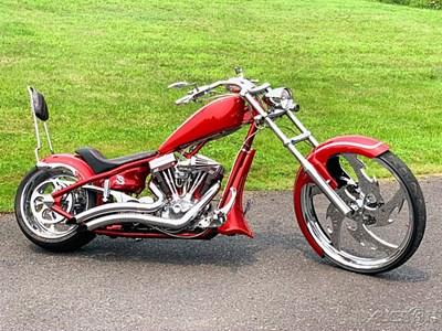 Used 2006 Big Dog Ridgeback