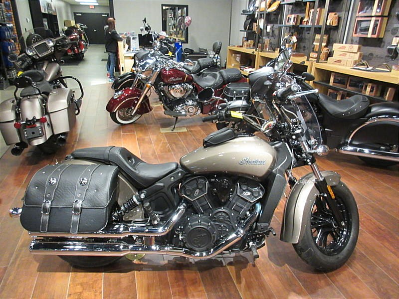Photo of a 2018 Indian®  Scout® Sixty