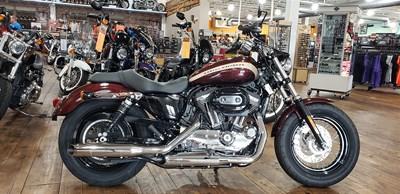 New 2018 Harley-Davidson® Sportster® 1200 Custom