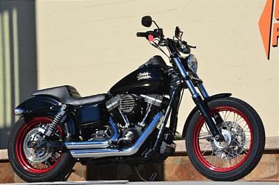 Used 2016 Harley-Davidson® Dyna® Street Bob®