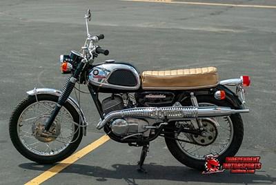 Used 1967 Suzuki Scrambler