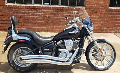 Used 2007 Kawasaki Vulcan 900 Custom