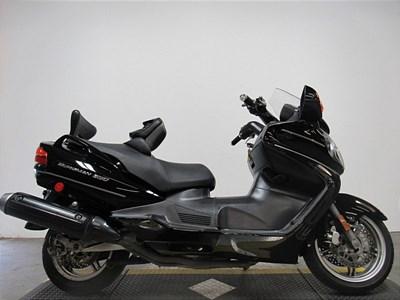 Used 2004 Suzuki Burgman 650