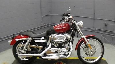 Used 2006 Harley-Davidson® Sportster® 1200 Custom