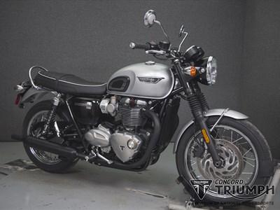Used 2018 Triumph  BONNEVILLE T120