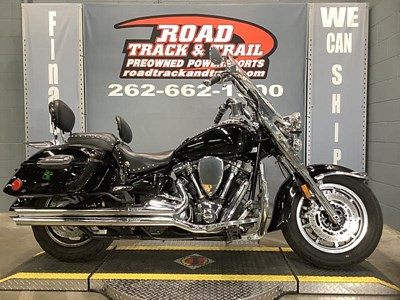 Used 2005 Yamaha Road Star Midnight Silverado