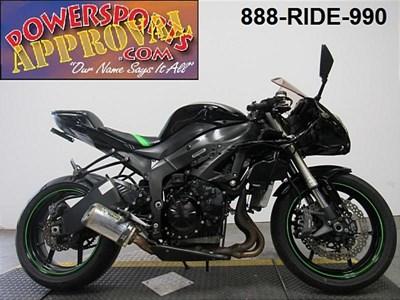 Used 2009 Kawasaki Ninja ZX-6R