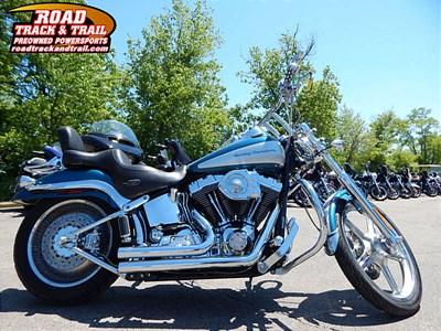 Harley Davidson Deuce >> Softail Deuce