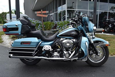 Harley Davidson New Port Richey >> Ultra Classic Electra Glide Firefighter Peace Officer