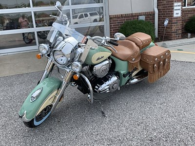 New 2019 Indian® Motorcycle Chief® Vintage