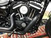 Photo of a 2016 Harley-Davidson® XL1200CX Sportster® Roadster™