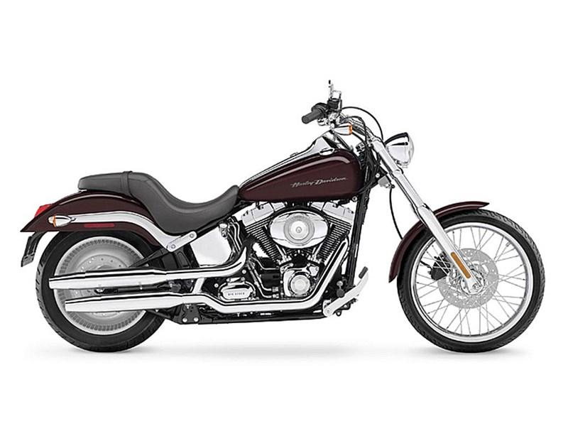 Photo of a 2007 Harley-Davidson® FXSTD Softail® Deuce™