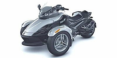 Used 2009 Can-Am Spyder Roadster